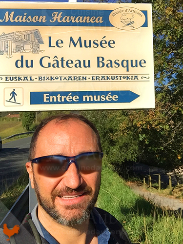 Cours de Cuisine : Le Musée du Gâteau Basque de Sare