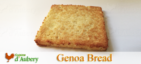 The Genoa bread