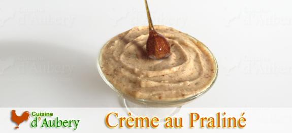 La Crème Pâtissière au Praliné «façon Danette»