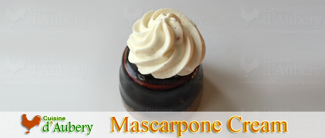 Michalak's easy Mascarpone Cream
