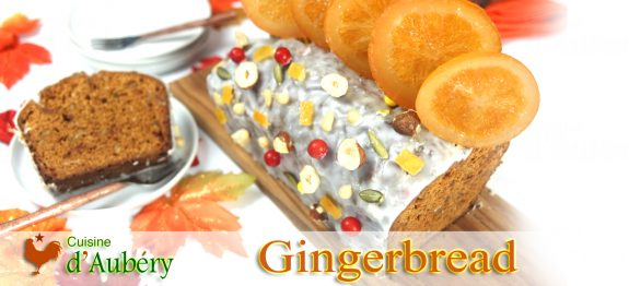 Jacquy Pfeiffer's French Gingerbread