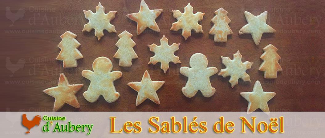 Sablés de Noël Alsaciens de Jacquy Pfeiffer