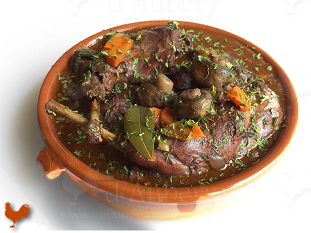 Rabbit Stew of Madame d'Aubery