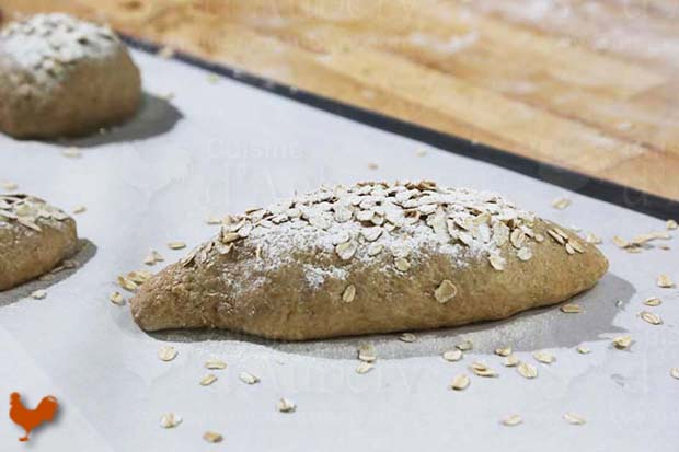 Pain Irlandais Soda Bread