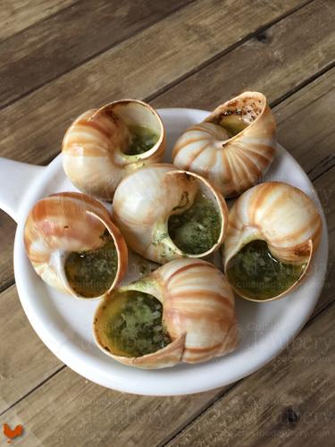 Les escargots de bourgogne au beurre persill de julia child - Cuisiner les escargots de bourgogne ...
