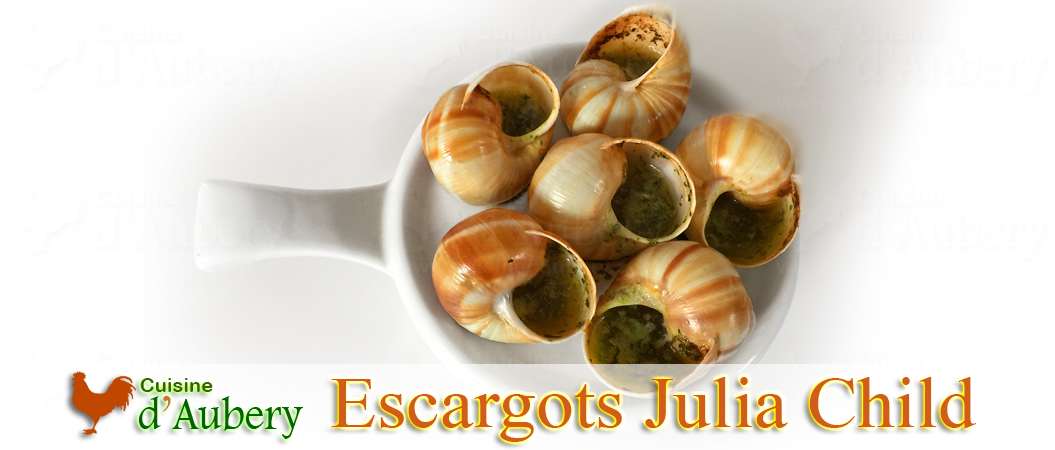 French Escargots by Julia Child
