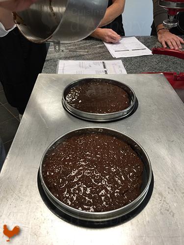Cours de Cuisine : Tarte Chocolat avec Vincent Vallée