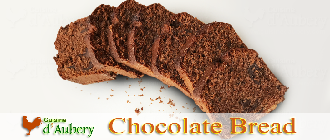 The Chocolate Pound Cake of Conticini