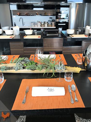 Cours de Cuisine : L'école Bocuse
