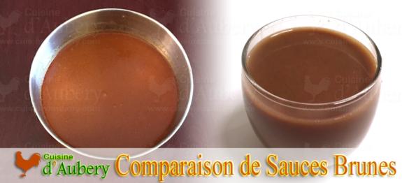 Sauces Brunes : J'ai testé 2 recettes (Ducasse, Julia Child)