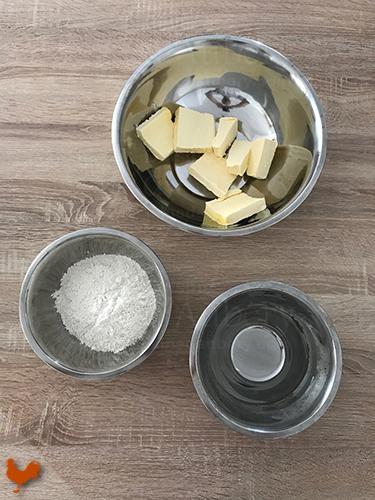pasteis de nata recette facile