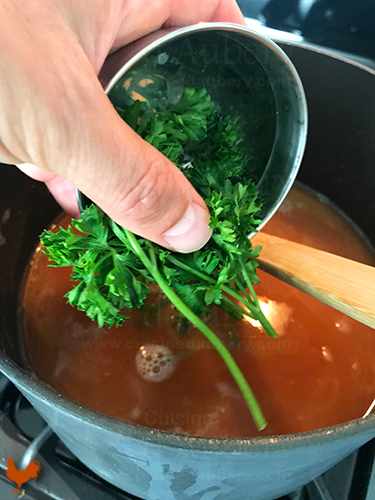 Beef Stock of Julia Child