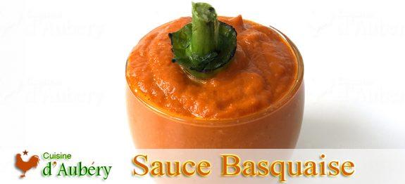 La Sauce Basquaise de Gérald Hirigoyen