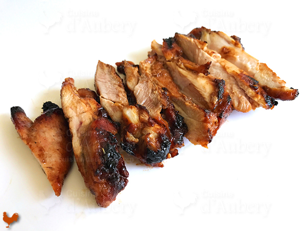 Poulet Barbecue Chinois