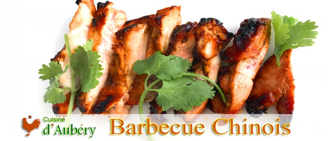 Le Poulet Barbecue Chinois de Qin