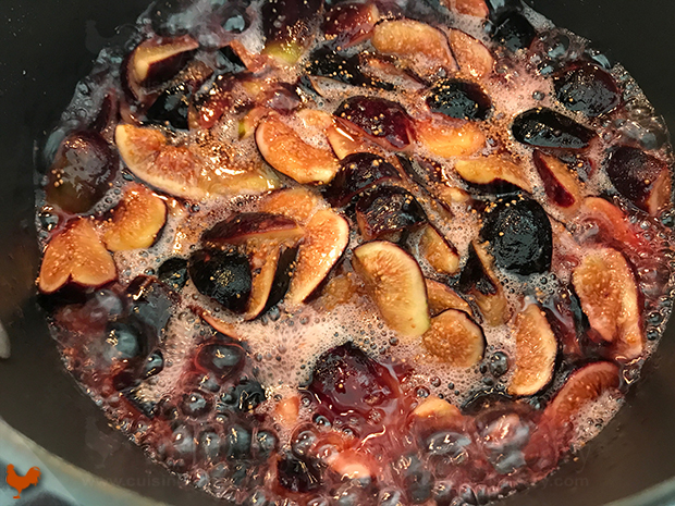 Confiture de Figues d'Alice Waters