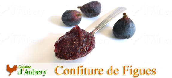La Confiture de Figues d'Alice Waters