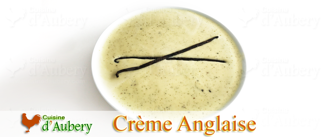 Pierre Hermé's Vanilla Custard (Crème Anglaise)