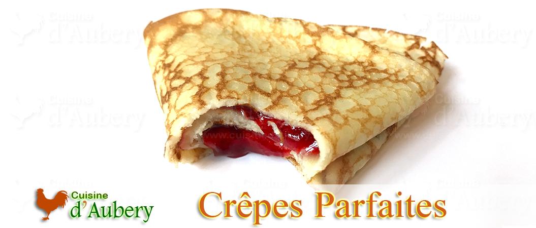 La recette ultime des Crêpes Parfaites (et fastoches) de Norbert Tarayre