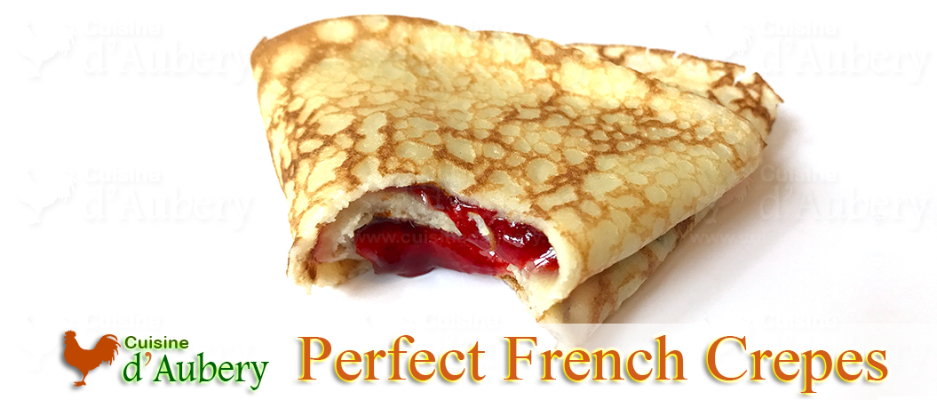 Easy and Delicious French Crêpes Recipe