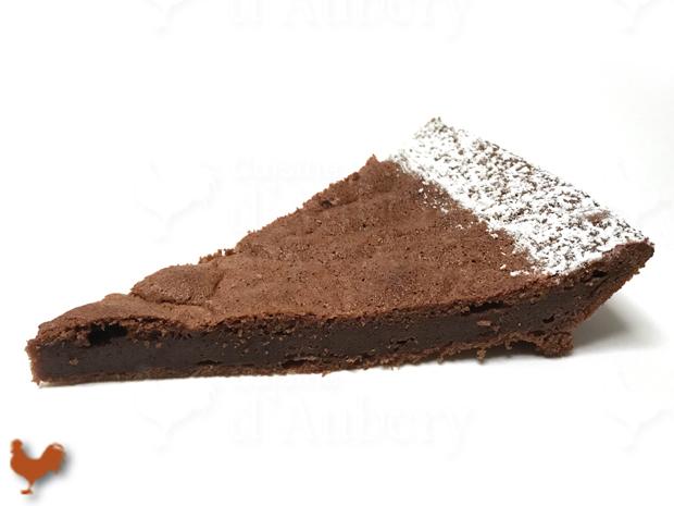 Le g teau chocolat sans farine de pierre herm - Gateau au chocolat sans farine ...