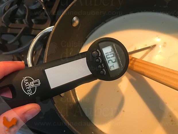 Crème Glacée au Grand Marnier