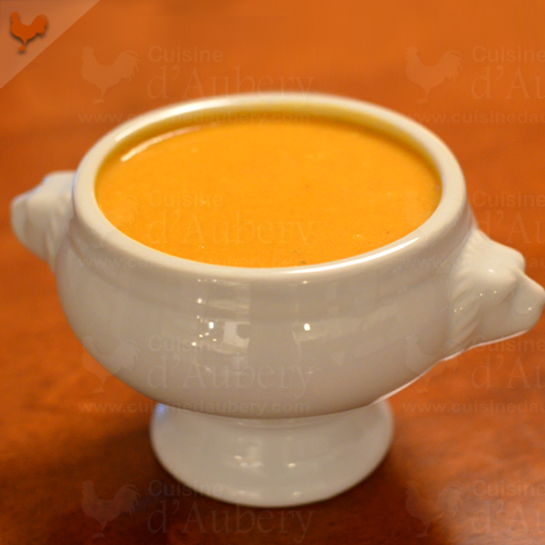 Curry Cumin Carrot Soup