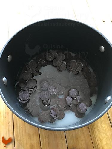 Sorbet au Chocolat
