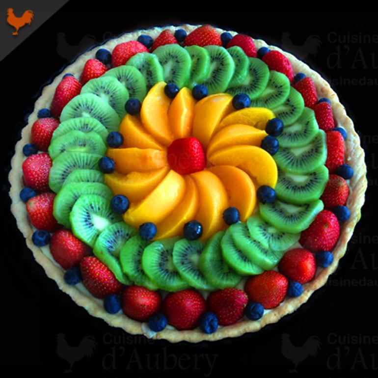 La Tarte aux Fruits (rien que pour Miyoung)