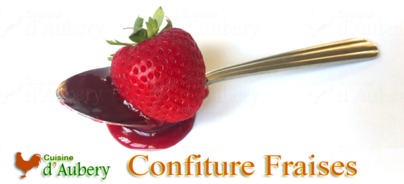 La Confiture de Fraises d'Alice Waters