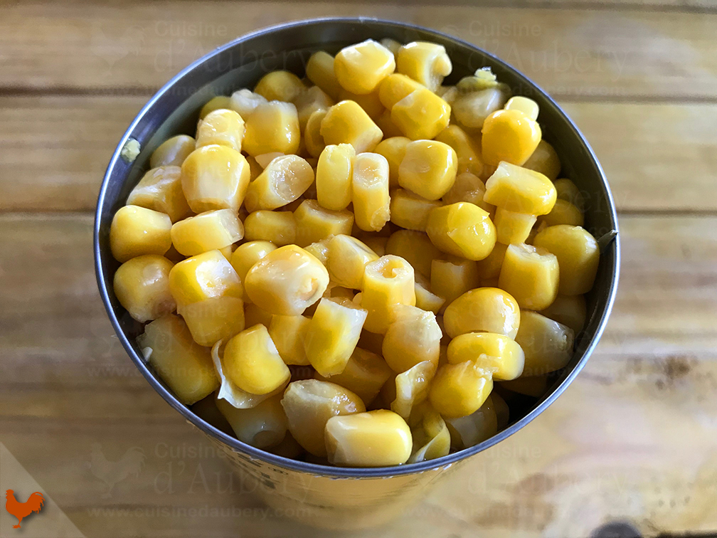 Polenta de Maïs et Aubergines