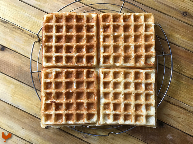 Waffles (method #3)