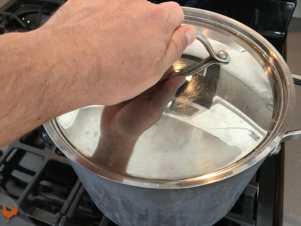 Le Bouillon de Poulet Thaï