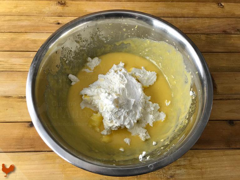 Crème au Beurre Pistache