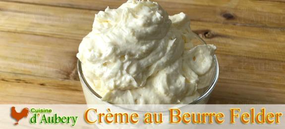 La Crème au Beurre de Christophe Felder