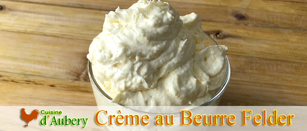 Buche de noel creme au beurre allegee