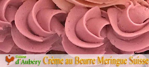 Crème au Beurre à la Meringue Suisse de Mich Turner