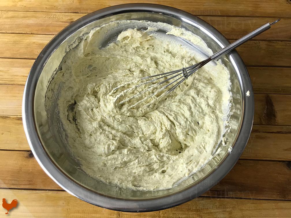 Crème au Beurre de Christophe Felder