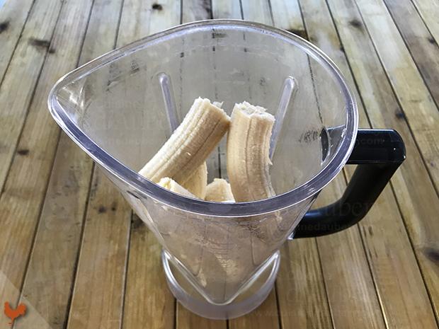 Crème Glacée à la Banane de Jacquy Pfeiffer