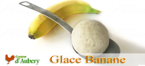 La Crème Glacée à la Banane de Jacquy Pfeiffer