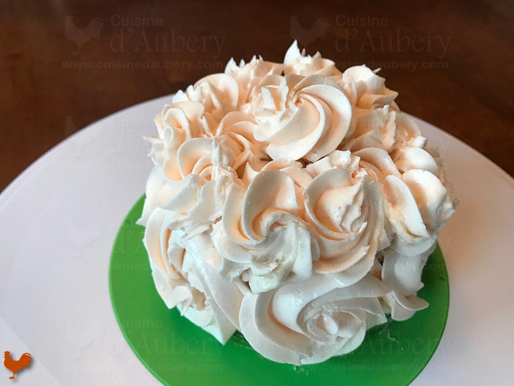 Le Vanilla Cake de Mich Turner
