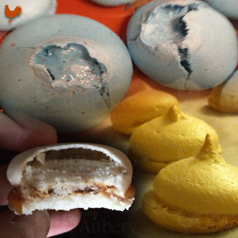 Macarons ratés: (secs, sans collerette, colerette trop fine, fissurés, plats, éclatés, tachés…) Pourquoi? Comment réussir les macarons…