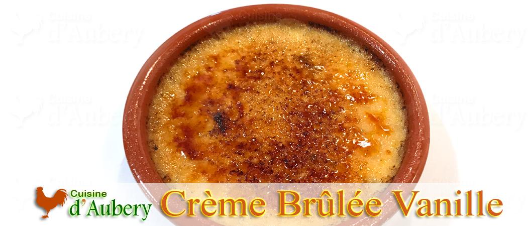 La Crème Brûlée Vanille de Pierre Hermé