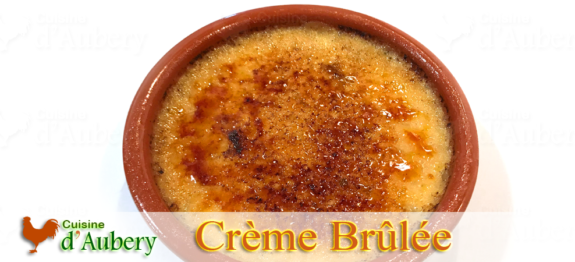 Don't look further : The best Crème Brûlée recipe is here ! Master Pierre Hermé reveals here the best method to master a delicious and classical dessert