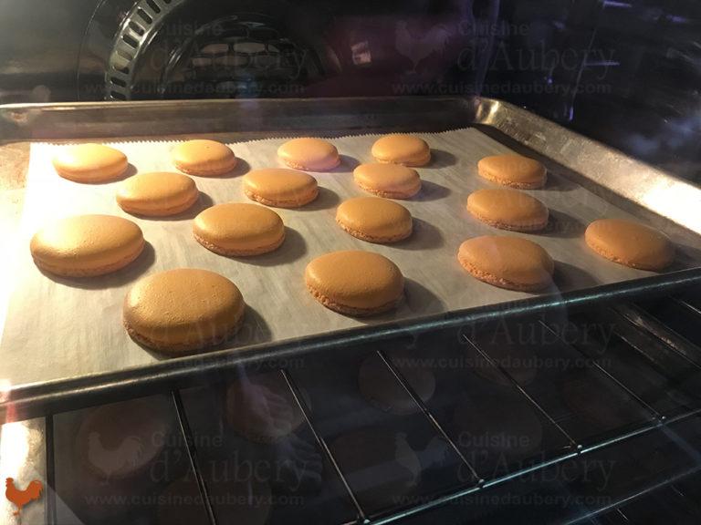 Macarons Mangue Passion