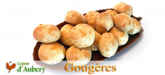 Les Gougères au Fromage de Thomas Keller