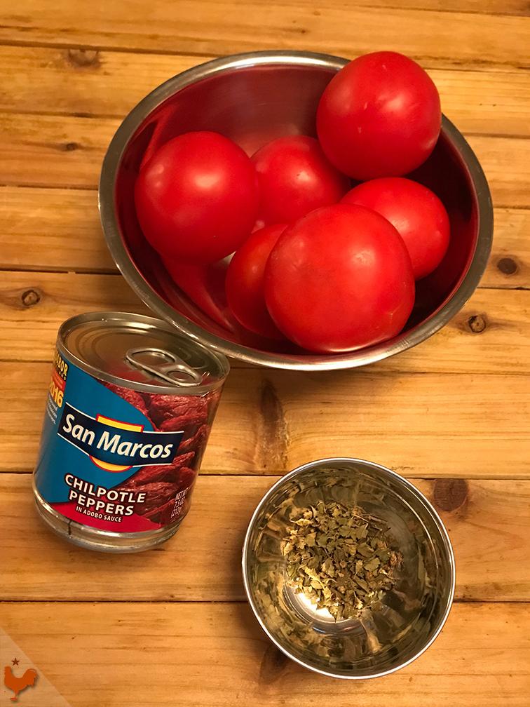 La Sauce Chipotle Mexicaine