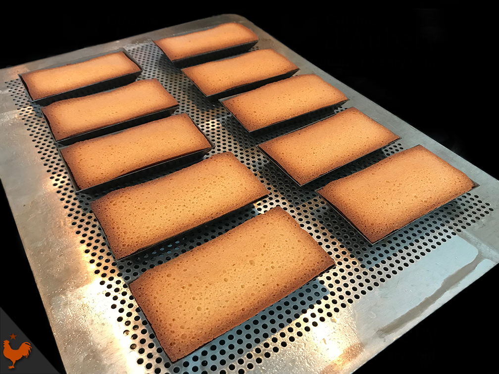 Thomas Keller's Financiers