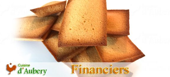 Les délicieux Financiers de Thomas Keller