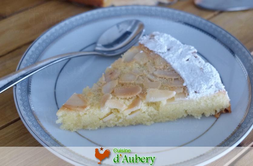 Le gâteau Pain de Gênes, recette de Paul Bocuse